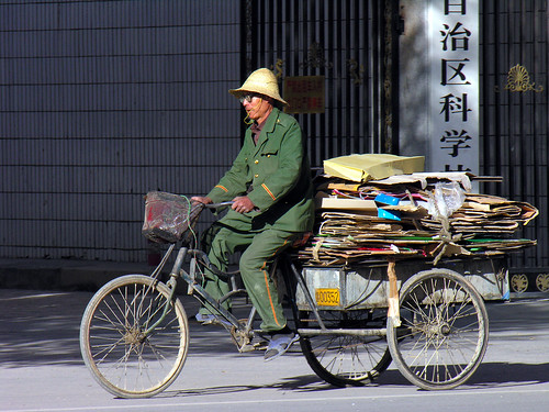China transport
